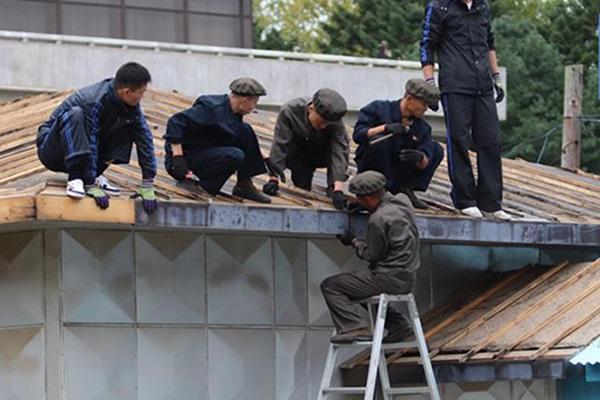 Typhon Lingling : l'UNC coopère avec la Corée du Nord pour réparer les dégâts