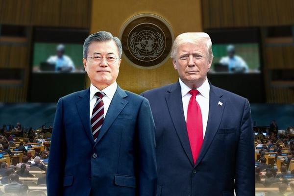 방미 앞둔 문 대통령, 비핵화 협상 동력 극대화 방안 부심