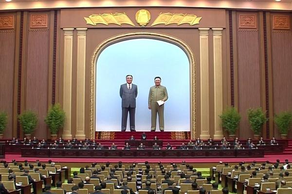 북한  '김정은 권한 강화' 개정헌법 전문 공개…'법령공포권' 부여