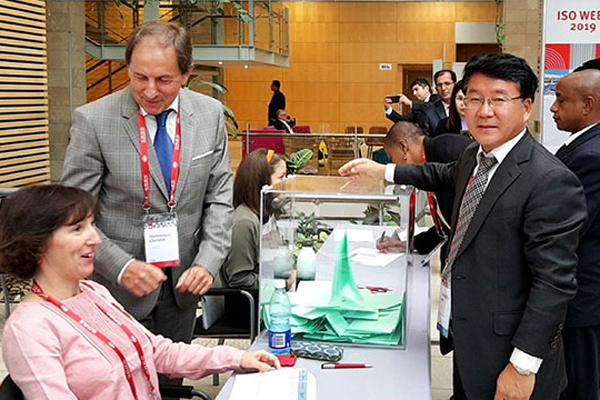 Hàn Quốc tiếp tục là thành viên Hội đồng ISO