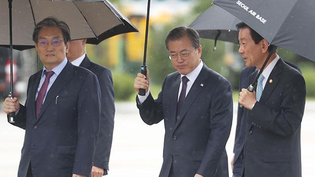 文大統領 IOC会長との会談で東京五輪での旭日旗使用に懸念表明へ
