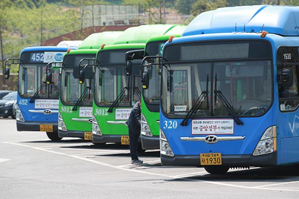 Khai thác dữ liệu lớn cho hoạt động xe buýt ở Seoul