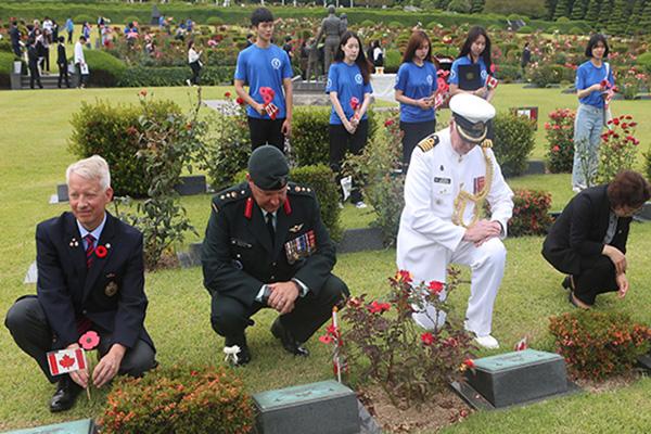 В РК прибыли ветераны Корейской войны, воевавшие в составе сил ООН