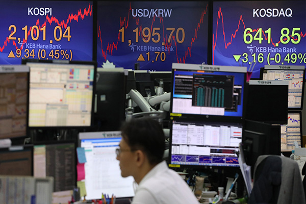 Börse in Seoul kann erneut zulegen