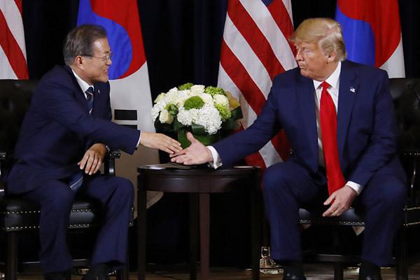 Moon Jae In ansía pronta celebración de tercera cumbre EEUU-Corea del Norte