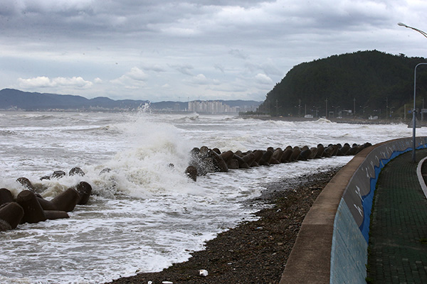 '너구리'이어 21호 태풍 '부알로이' 발생…