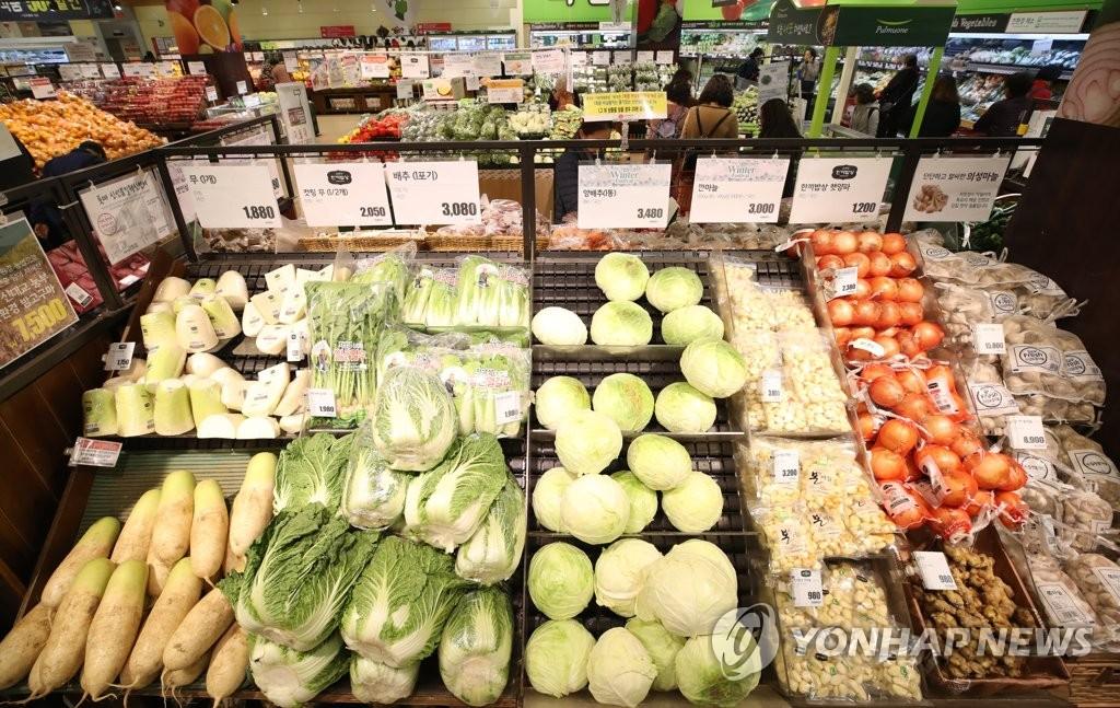 انخفاض أسعار المنتجين في كوريا للشهر الثاني على التوالي في أغسطس