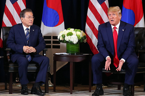 Leaders of S. Korea, US Agree to Make Practical Steps Towards Dialogue with N. Korea
