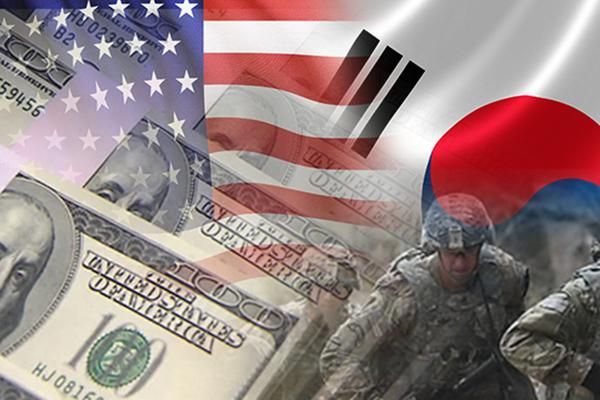 Bắt đầu đàm phán chia sẻ chi phí quân sự Hàn-Mỹ