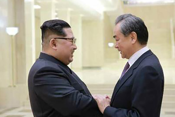 Kim Jong Un viajará a China en octubre