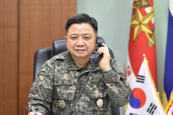 Generalstabschefs von Korea, USA und Japan führen Gespräche