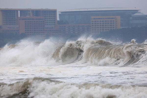 Flights, Passenger Ship Services Canceled in Jeju Due to Typhoon
