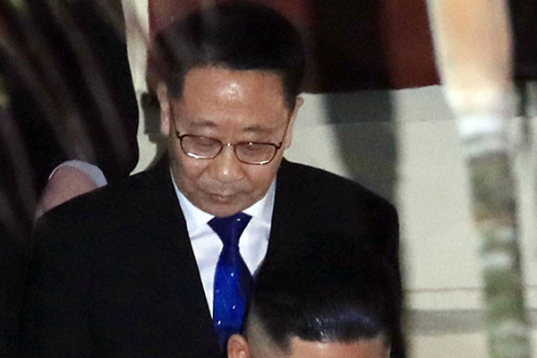 Top North Korean Nuclear Negotiator Arrives in Beijing for a Possible Trip to Sweden.
