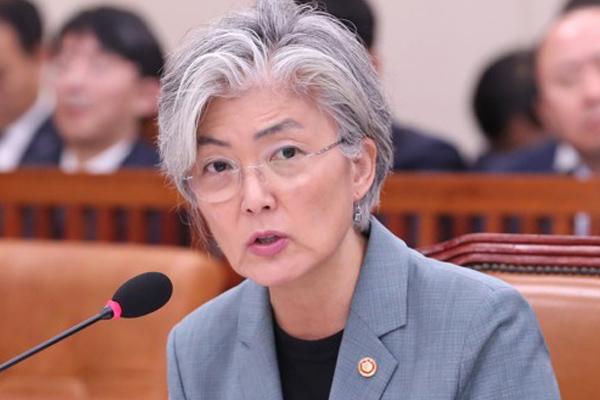 韓国外相「韓日首脳会談、まだ道のりは遠い」