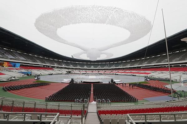 В Сеуле начинается 100-я Всекорейская спартакиада
