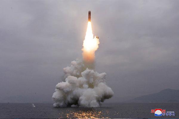 国防科学研究所 北韓SLBM、実戦配備には数年かかる