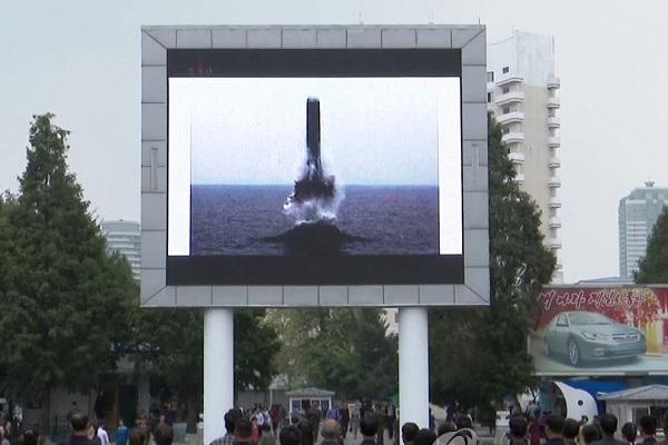 N. Korea: SLBM Launch is to Deter Threats, Bolster Self-Defense