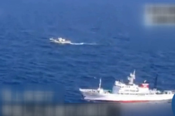 Un barco norcoreano choca con otro japonés en aguas niponas