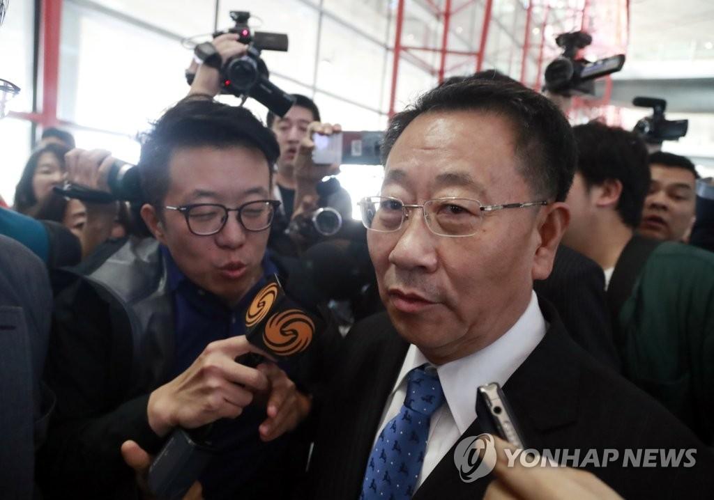 N. Korean Envoy: Future Working-level Talks up to Washington