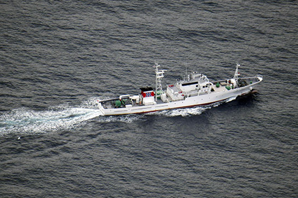 NHK: Some 60 N. Koreans Rescued after Fishing Boat Collides with Japanese Patrol Ship