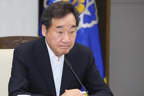 出席は李国務総理か 即位礼正殿の儀