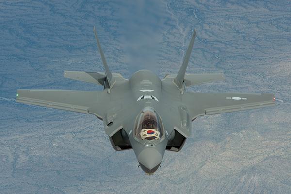 عدد مقاتلات إف-35 إيه في سلاح الجو الكوري يصل إلى 26 العام القادم