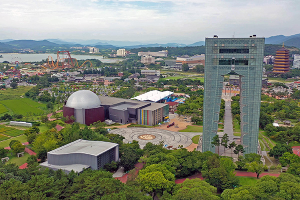 庆州世界文化博览会11日隆重开幕