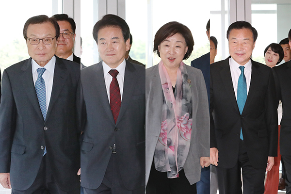 '정치협상회의' 반쪽 출범