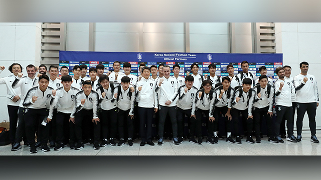 S. Korea's Soccer Team to Arrive in Pyongyang Mon. for World Cup Qualifier Match