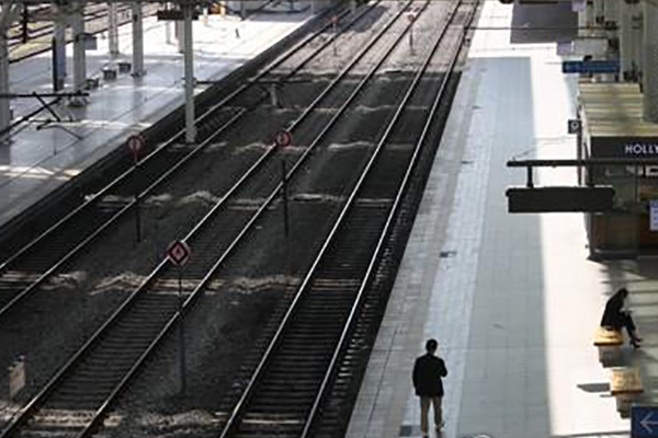 Railway Workers End 3-Day Strike Monday