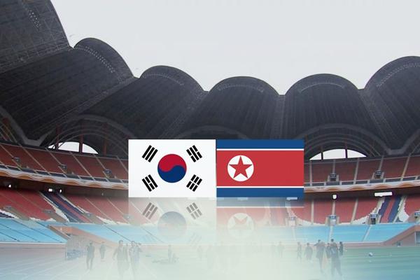 В РК не увидят прямую трансляцию матча по футболу команд Юга и Севера в Пхеньяне