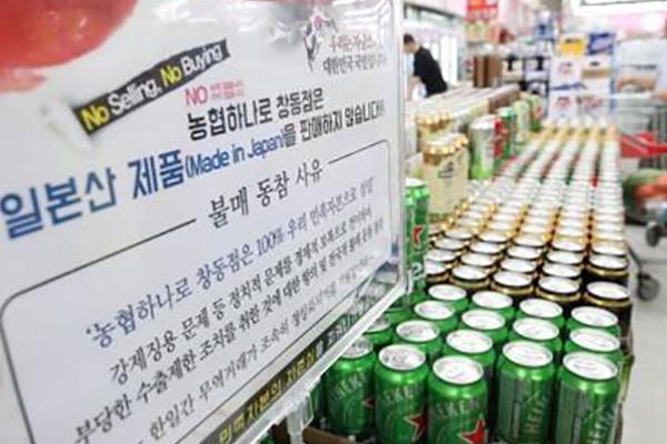 사라진 일본 맥주…맥주 수입액 27위로 추락