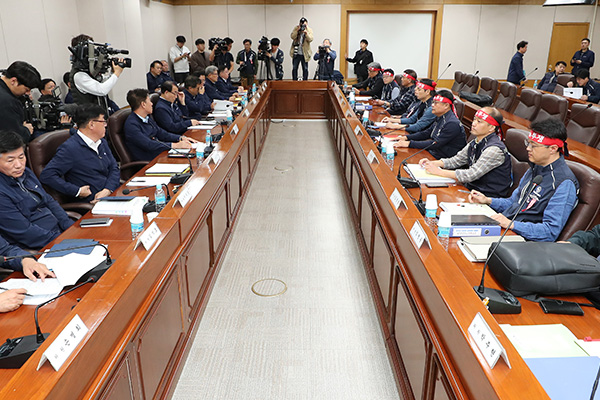Agreement Reached Hours into Seoul Metro Union Strike