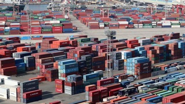 S. Korea's Export, Import Prices Drop in September