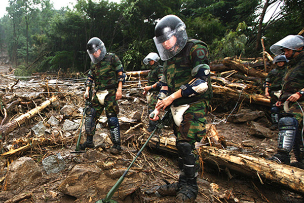 Defense Ministry Vows Removal of Landmines by 2021