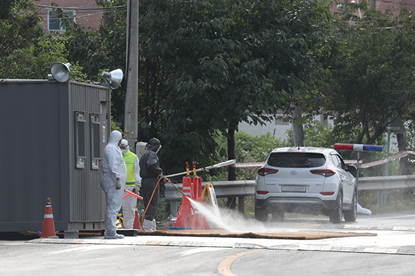 Reportan un posible nuevo caso de fiebre porcina en Yeoncheon