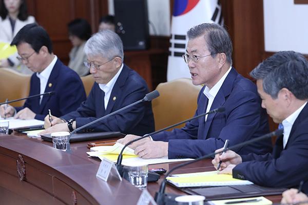 Мун Чжэ Ин: Основные направления экономической политики Сеула останутся неизменными