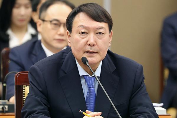 Le chef du Parquet affirme que des investigations sur Cho Kuk étaient prévues dans le cadre de la loi