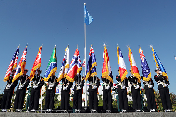 Зарубежные ветераны Корейской войны посетят РК