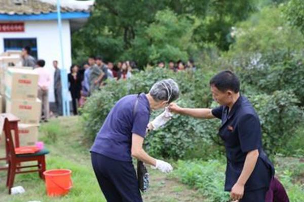 Bắc Triều Tiên có 20.000 bệnh nhân lao tử vong trong năm ngoái
