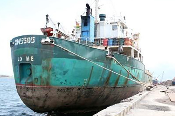 Kyodo: nordkoreanische Schiffe unter Schmugglerei-Verdacht liefen mehrmals japanische Häfen an