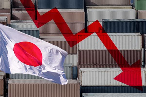 انخفاض الفائض التجاري الياباني مع كوريا الجنوبية بنسبة 25.5%