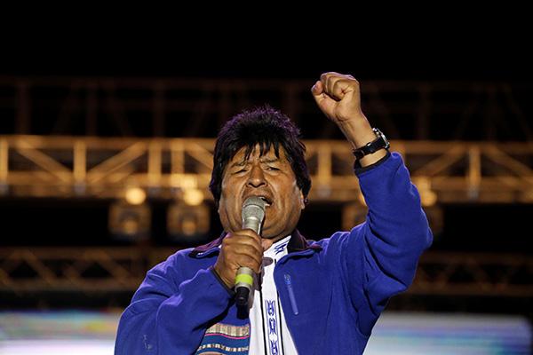 볼리비아 대선,모랄레스 4선 불투명..한인 출구조사 3위