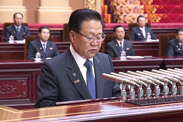 Ranking N. Korean Official in Beijing on Way to Azerbaijan