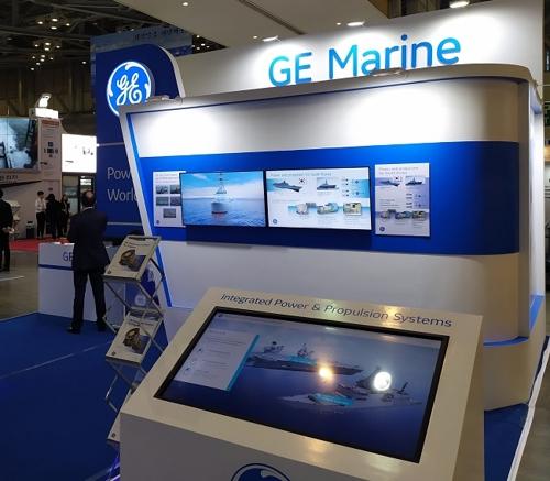 В Пусане проходит Международная выставка военно-морского флота и обороны Madex
