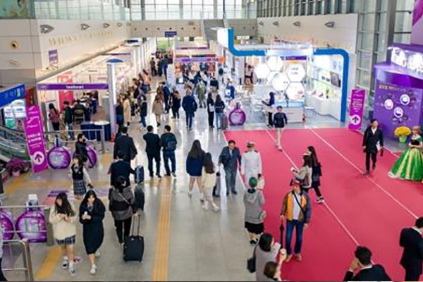 'K-뷰티 세계를 물들이다'…오송 화장품 엑스포 개막