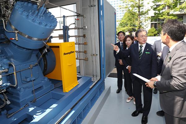310 stations de recharge hydrogène seront installées d'ici 2022