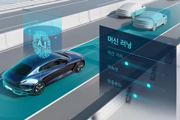 Hyundai, Samsung und LG unter Top-Ten-Unternehmen bei Zahl der Patente zu autonomem Fahren