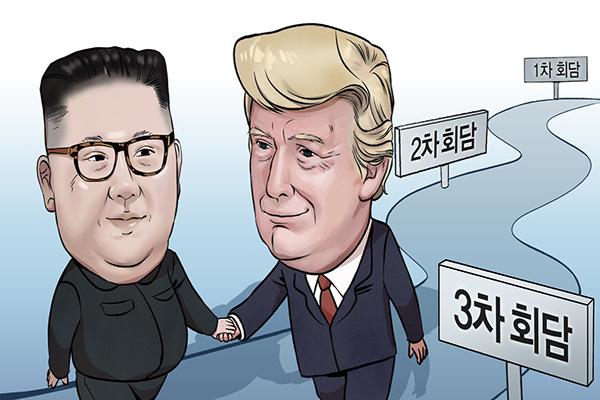 北韓が談話「アメリカが年末をどう賢明に越せるか見守る」
