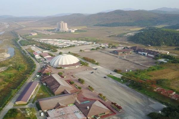 北韩要求韩国拆除金刚山韩方设施